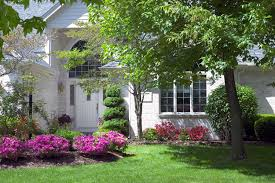 Easy Front Yard Landscaping - easy front yard garden ideas decorating clear