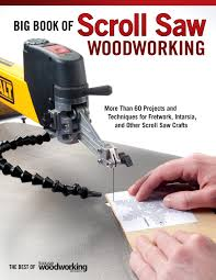 Woodworking Magazine Free Downloads by Big Book Of Scroll Saw Woodworking More Than 60 Projects And