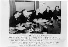 War Cabinet Ww2 Increasing Australian Independence