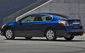 nissan midnight blue 2010 nissan altima hybrid information and photos zombiedrive