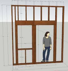 Prehung Interior Door Sizes Enchanting Jeld Wen Interior Door Opening Sizes Photos