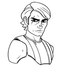 Anakin Skywalker Drawing at GetDrawingscom  Free for personal use