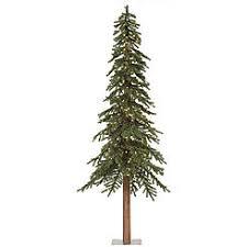 pre lit 7 ft trees