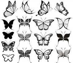realistic butterfly tattoo tattoo pinterest realistic