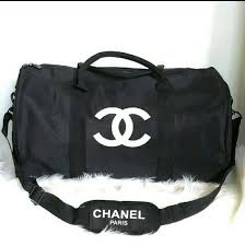 travel chanel images Chanel sport travel bag catawiki jpg