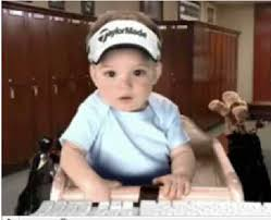 Etrade Baby Meme - etrade baby surprised face gif info