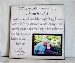 30th wedding anniversary gift 30th wedding anniversary gifts for parents evgplc