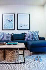 Indigo Home Decor How To Decorate A City Apartment Sequins U0026 Stripes