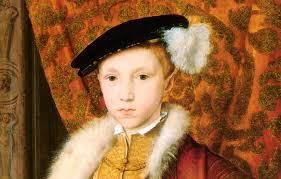 Tudor King by King Edward Vi 1537 1553 Youtube