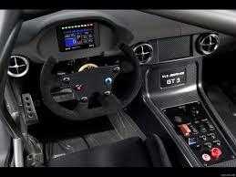 Gt3 Interior Mercedes Benz Sls Amg Gt3 Interior Steering Wheel View Photo