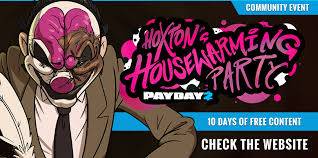 payday 2 halloween masks day 7 chains mask pack overkill software