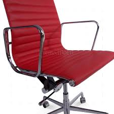 photo design on eames ribbed office chair 132 charles eames style