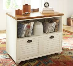 Lateral Filing Cabinets Wood Lateral File Cabinet Pottery Barn