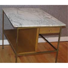 Paul Mccobb Sofa by Paul Mccobb Irwin Collection Marble Top End Table