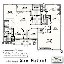 san rafael new homes in florida whitworth builders
