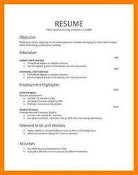 Sample Welder Resume by 4 Simple Resume Sample Welder Resume