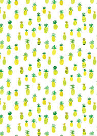 pineapple wrapping paper watercolor pineapple gift wrap by revel co