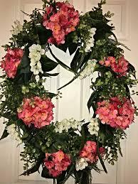 half off front door wreath decorative wreath everyday wreath