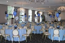 Balloons On Sticks Centerpiece by Non Flower Centerpiece Ideas Toledo Wedding Planner Perrysburg