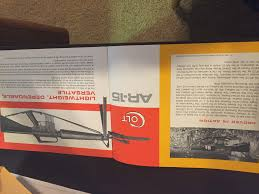 colt 601 1964 manual info and pics ar15 com