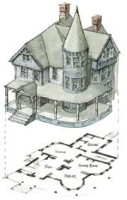 gothic style home floor plans home plan