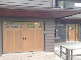 craftsman style garage door home design
