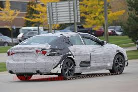possibly the 8th generation maxima prototypes news updates