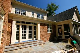 exterior ideas matching brick in a home addition can be done
