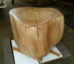 large tree stump coffee table u2014 home ideas collection make a