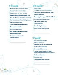 wedding reception planner emejing 6 month wedding planning checklist gallery styles