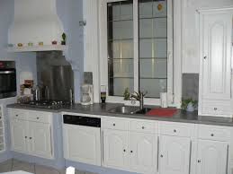 cuisine rustique r ov comment moderniser une cuisine en chene avec charmant moderniser une