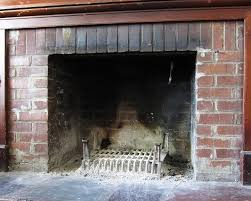 Cleaning Bricks On Fireplace by The Fireplace Week 4 Orc