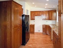 Stain Oak Cabinets Stained Oak