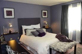 lovable bedroom decorating color schemes with dark gray headboard