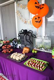 kids halloween party ideas honeybear lane