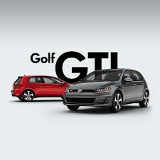 volkswagen gti blue 2017 2017 vw gti 4 door autobahn trim features volkswagen