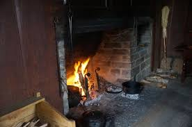 living in the past homesteading and fireplace cooking wood cook