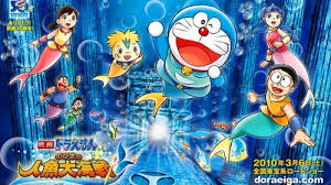 wallpaper doraemon the movie doraemon images doraemon movie nobita aur ek jalpari 990x557 hd