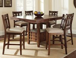 Black Dining Room Table With Leaf Chair Dining Table Minimalist Bar Height Counter And Chairs