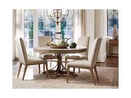 Tommy Bahama Dining Room Furniture Tommy Bahama Home Cypress Point Atwell Round Dining Table With