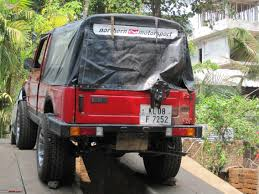 modified gypsy maruti gypsy 1 3 2010 technical specifications of cars