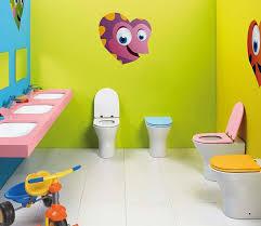 Kids Bathroom Idea Colors Cute And Colorful Kids U0027 Bathroom Designs