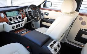 Rolls Royce Phantom Interior Features Lifestyle People Auto