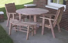 heavy duty round picnic table round picnic table