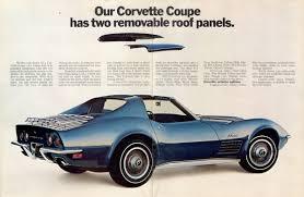 corvette magazines 1972 corvette magazine ads corvetteforum chevrolet