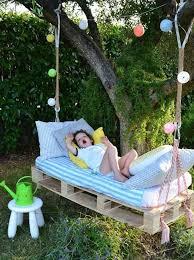 Pallet Gardening Ideas And Refreshing Pallet Garden Ideas Pallet Swing Bed Www