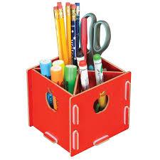teachers desk accessories red apple theme kit