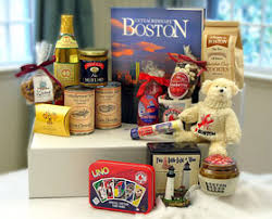 boston gift baskets boston premier executive gift basket massachusetts bay trading