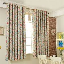 Elegant Kids Or Teen Room Darkening Short Length Curtains - Room darkening curtains for kids