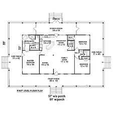 wrap around house plans house plans with wrap around porch and open floor plan